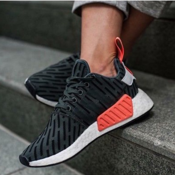 414123f4a852b adidas Shoes - VERY GENTLY USED Adidas NMD R2 Women s Size 9